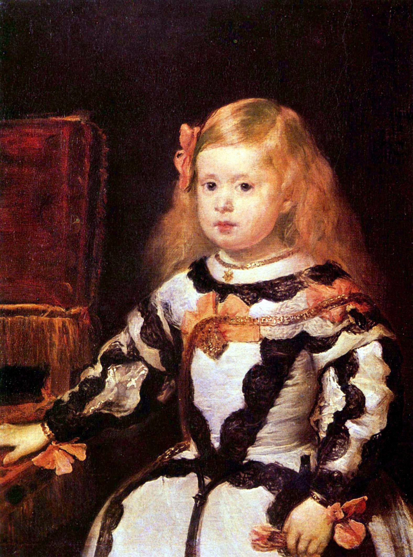 Margarita Teresa of Spain, Holy Roman Empress
