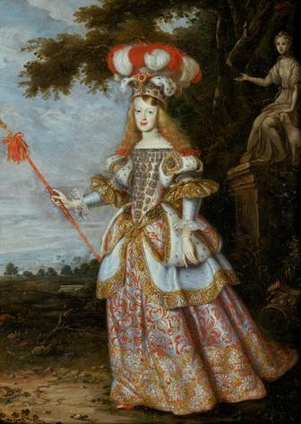margherita, margarita Teresa of Spain, Holy Roman Empress