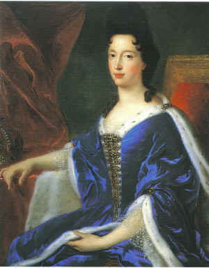 Mary of Modena, queen of James II of England, Scotland, and Ireland