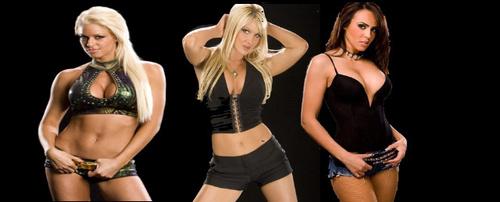 Maryse,Jillian and Layla