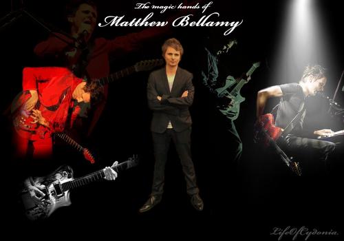 Matthew Bellamy fan art