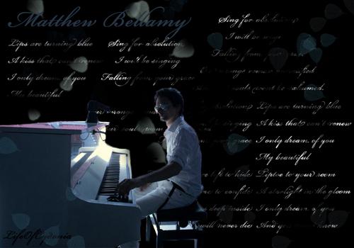 Matthew Bellamy người hâm mộ art