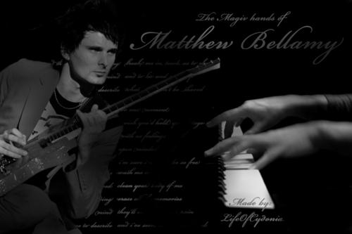 Matthew Bellamy tagahanga art