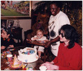 Michael with babies ;*  - michael-jackson photo