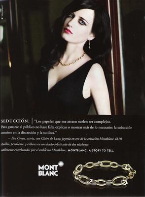 Montblanc Ads