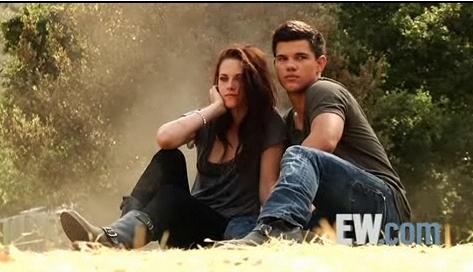meer EW photoshoot (Taylor Lautner & Kristen Stewart)