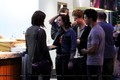 More of Twilight cast at restaurant - twilight-series photo