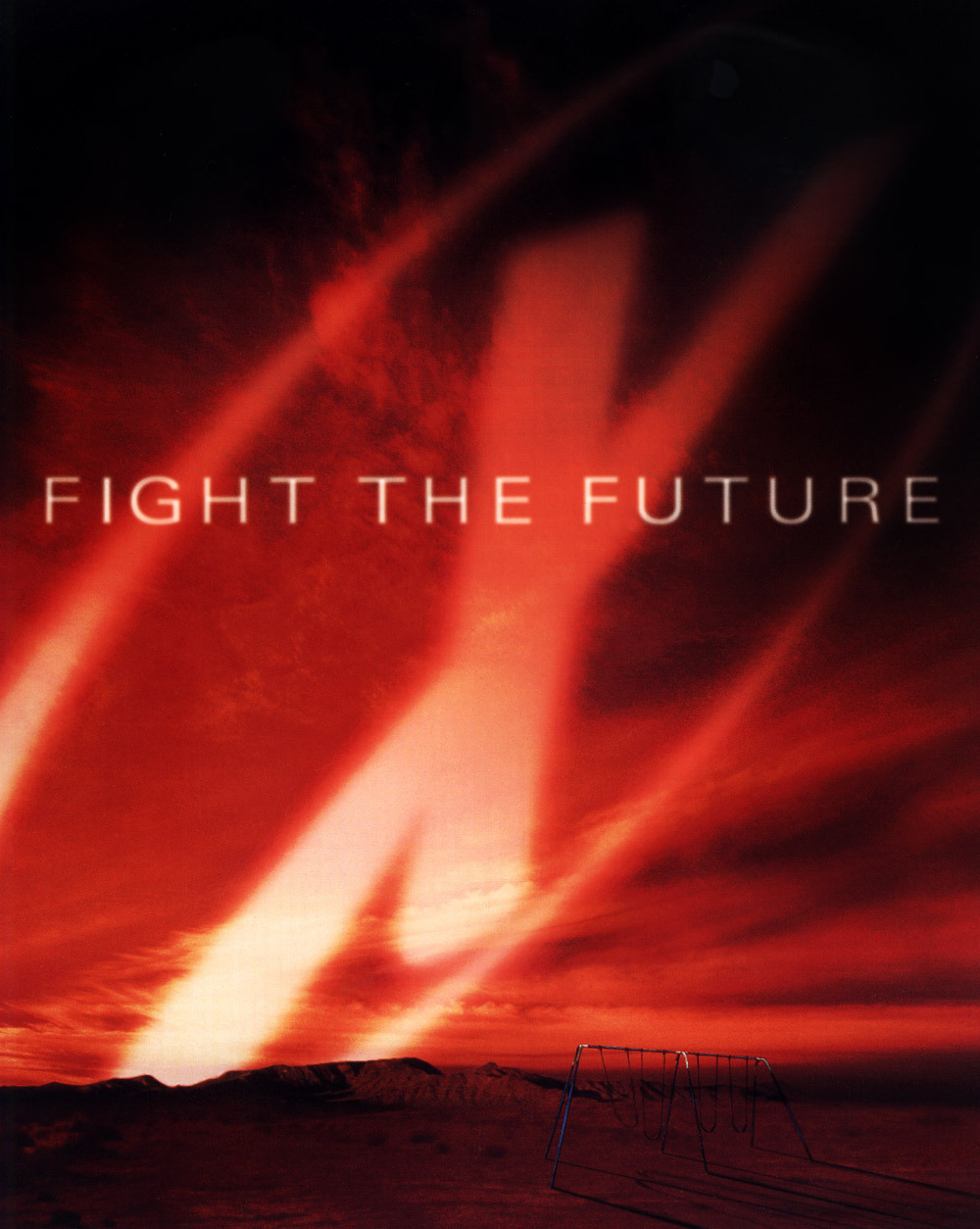 thex files fightthefuture clictoa