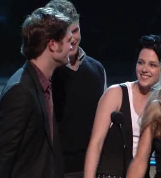 My trofeos from TCA - Some Robsten Moments (!!!!!!!!) :D