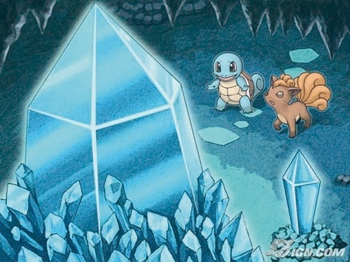 Mystery of Crystal cave
