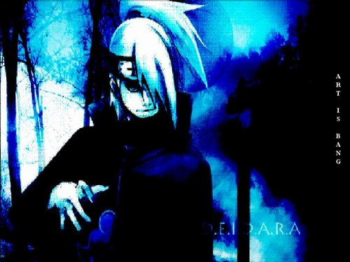 Naruto achtergrond