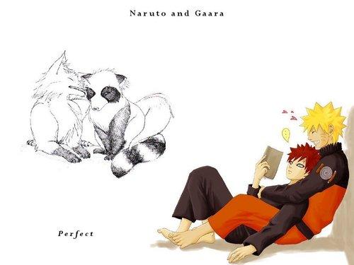 Naruto fond d'écran
