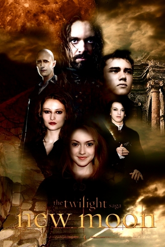 The Volturi wallpaper called New Moon posters