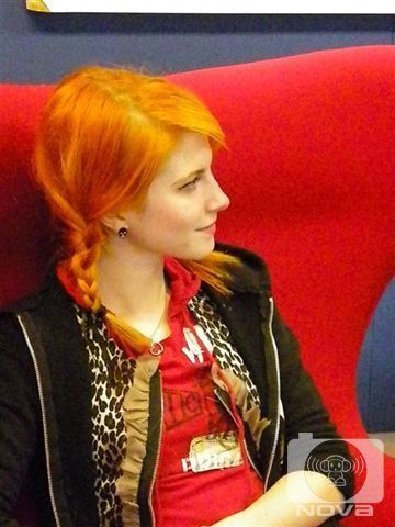 Brand New Eyes wallpaper titled Nova 96.9 Interview