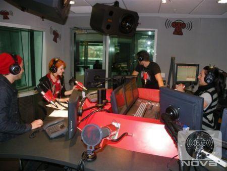 Nova 96.9 Interview