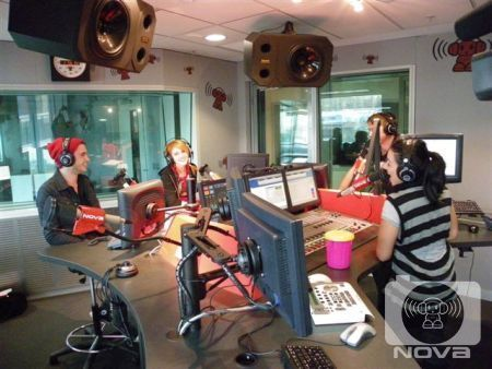 Nova 96.9 Interview