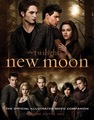 Official Cover of New Moon Movie Companion Book: First Look!  - twilight-series photo