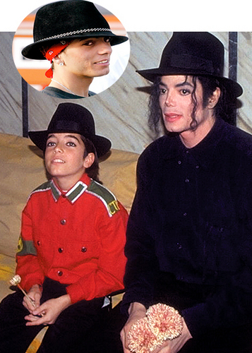 Omer with MJ