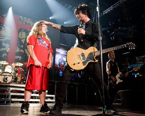 On The Road With Green Day ~ Rolling Stone Goes Backstage for the '21st Century Breakdown' Tour 2009