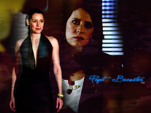 Paget/Emily 壁纸
