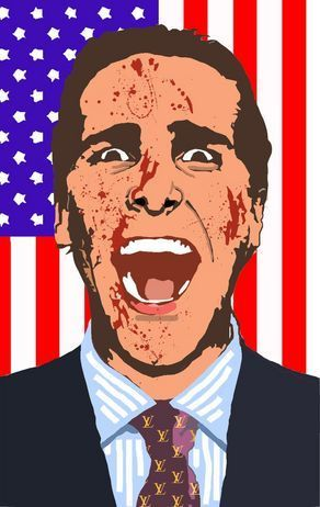 Patrick Bateman for President!