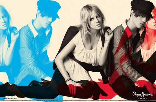 Pepe Jeans Campaign 2007
