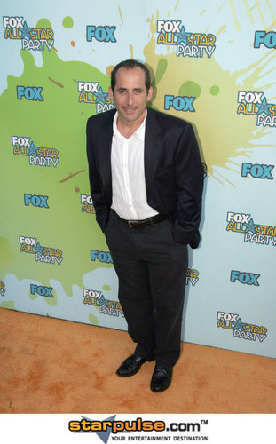 Peter@2009 TCA Summer Tour - cáo, fox All-Star Party