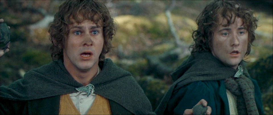 Pippin and Merry