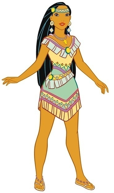 stereotypes and misrepresentation of native americans in disneys pocahontas Cultural hegemony in disney's pocahontas  misrepresentation of native americans in  present in pocahontas with the native americans.
