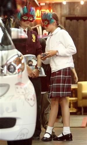 Prince shopping