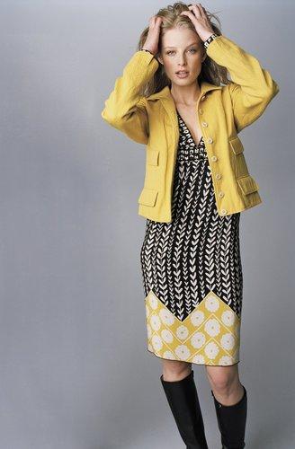 Rachel in In Style