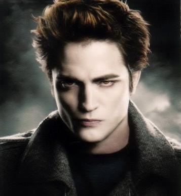 Robert Pattinson// Edward