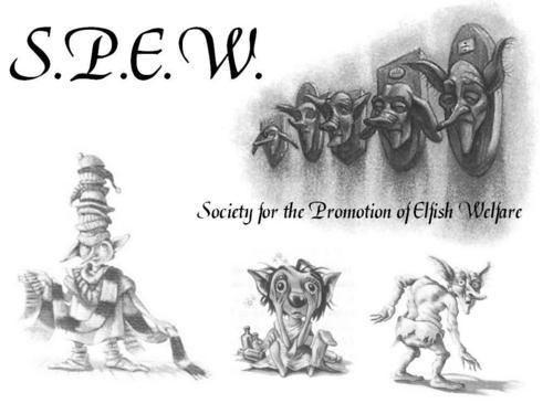 S.P.E.W.