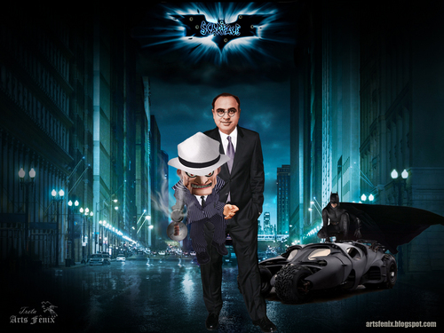 Batman images scarface hd wallpaper and background photos - The world is yours wallpaper ...