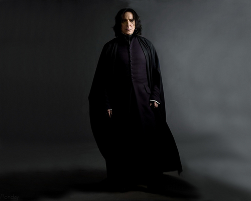 Severus Snape wallpaper titled Severus Snape - The Half-Blood Prince