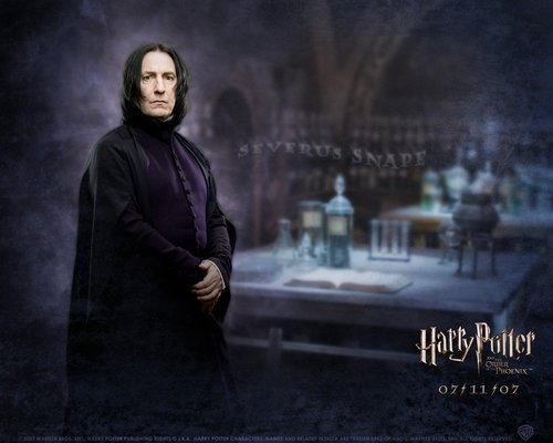 Hogwarts Professors wallpaper possibly containing a well dressed person, a street, and a box coat called Severus Snape