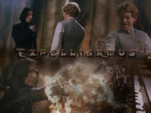 Snape & Lockhart
