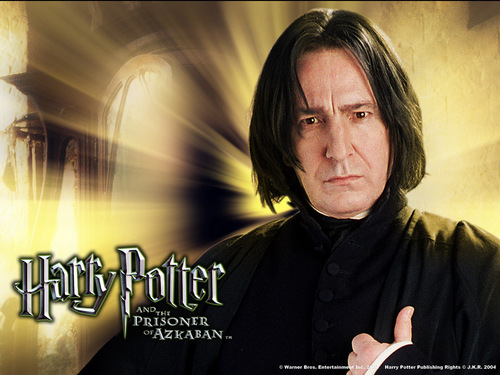 Severus Snape wallpaper probably with a concert titled Snape