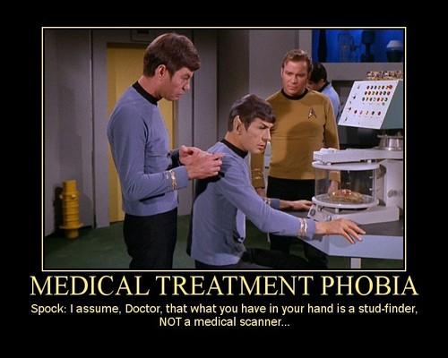 Spock&Bones - Inspirational Posters