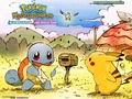 Squirtle read a job - pokemon-mystery-dungeon photo