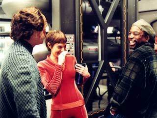 stella, star Trek Enterprise - Behind the scenes