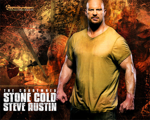"Steve Austin - ""The Condemned"""