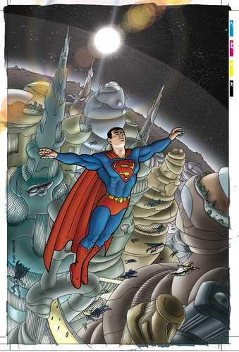 Superman World of new Krypton