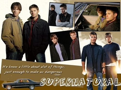 Supernatural quotes wallpaper
