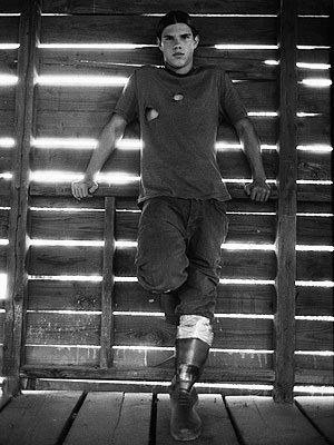 Taylor Lautner// Jacob Black
