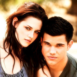 Taylor Lautner and Kristen Stewart 'Entertainment Weekly'