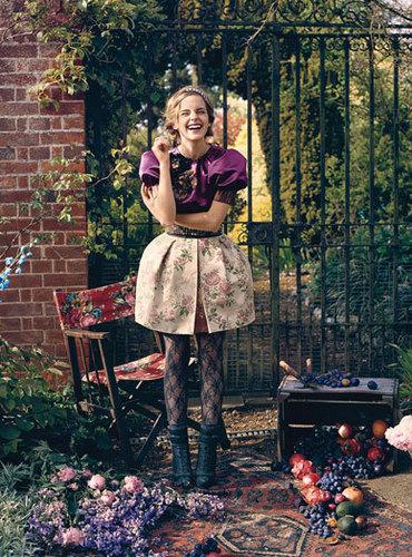 Teen Vogue August 09