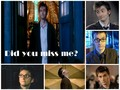 The Doctor - the-tenth-doctor wallpaper
