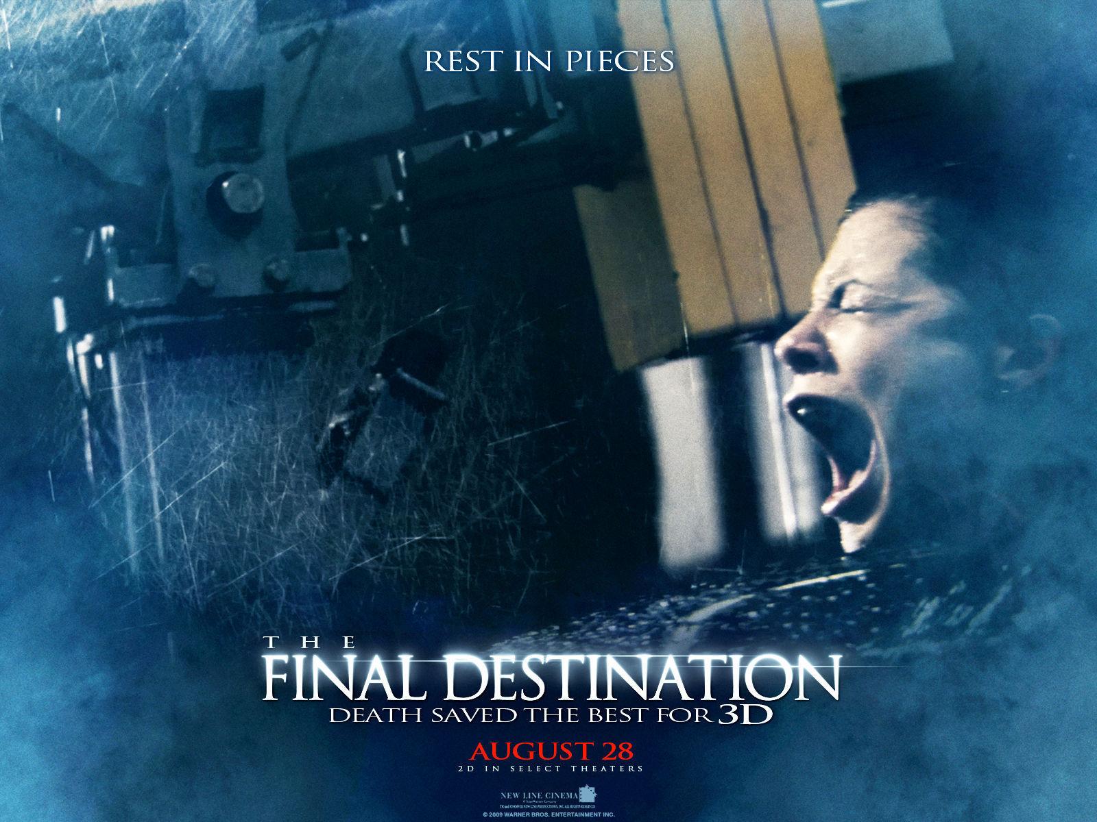 The Final Destination - Upcoming Movies Wallpaper (7691845