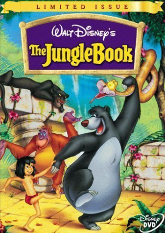 The Jungle Book Обои containing Аниме entitled The Jungle Book